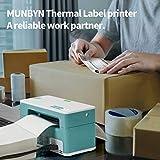 MUNBYN Thermal Label Printer P941, Shipping Label