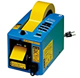 Nichiban Electric Tape Cutter Auto Taper TCE-700 Blue Japan