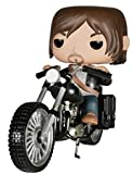 FunKo 4713 Pop! Vinile The Walking Dead Daryl Dixon sul Chopper