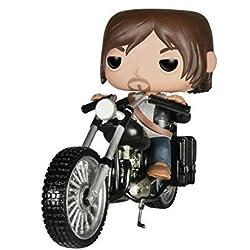 Funko POP Rides: Walking Dead - Daryl's Bike Action Figure