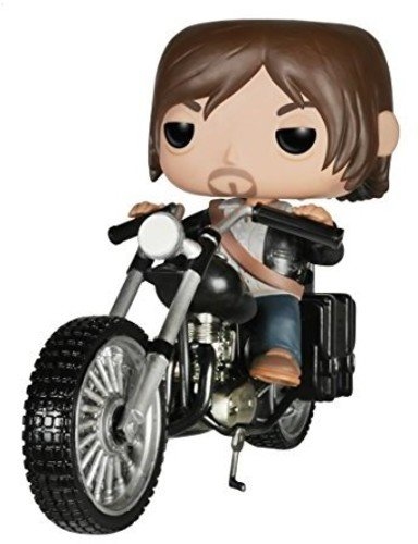 Funko POP Rides: Walking Dead - Daryl's Bike Action -