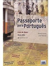 PASSAPORTE PORTUGUES 1 ALUM+EJ+@: Pack: Livro do Aluno+ficheiros audio & Caderno de