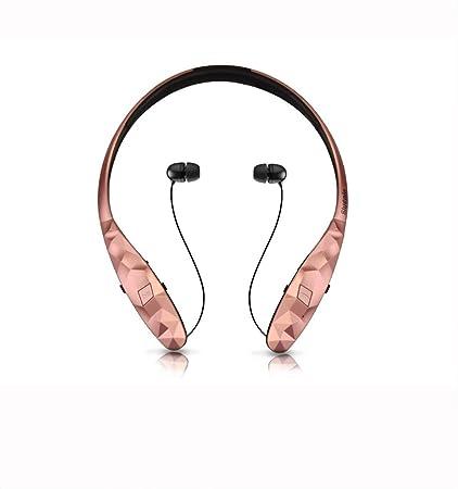 Auriculares Inalámbricos Auriculares Bluetooth Bluenin Deportes Libertad Banda Para El Cuello Auriculares Sweatproof Cancelación De Ruido