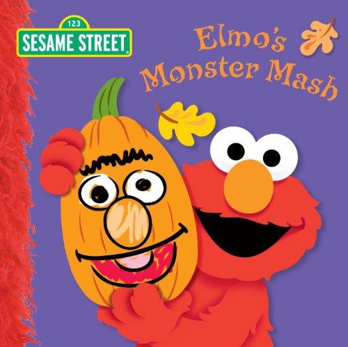 Elmo's Monster Mash (Sesame (Childs Halloween Party Ideas)