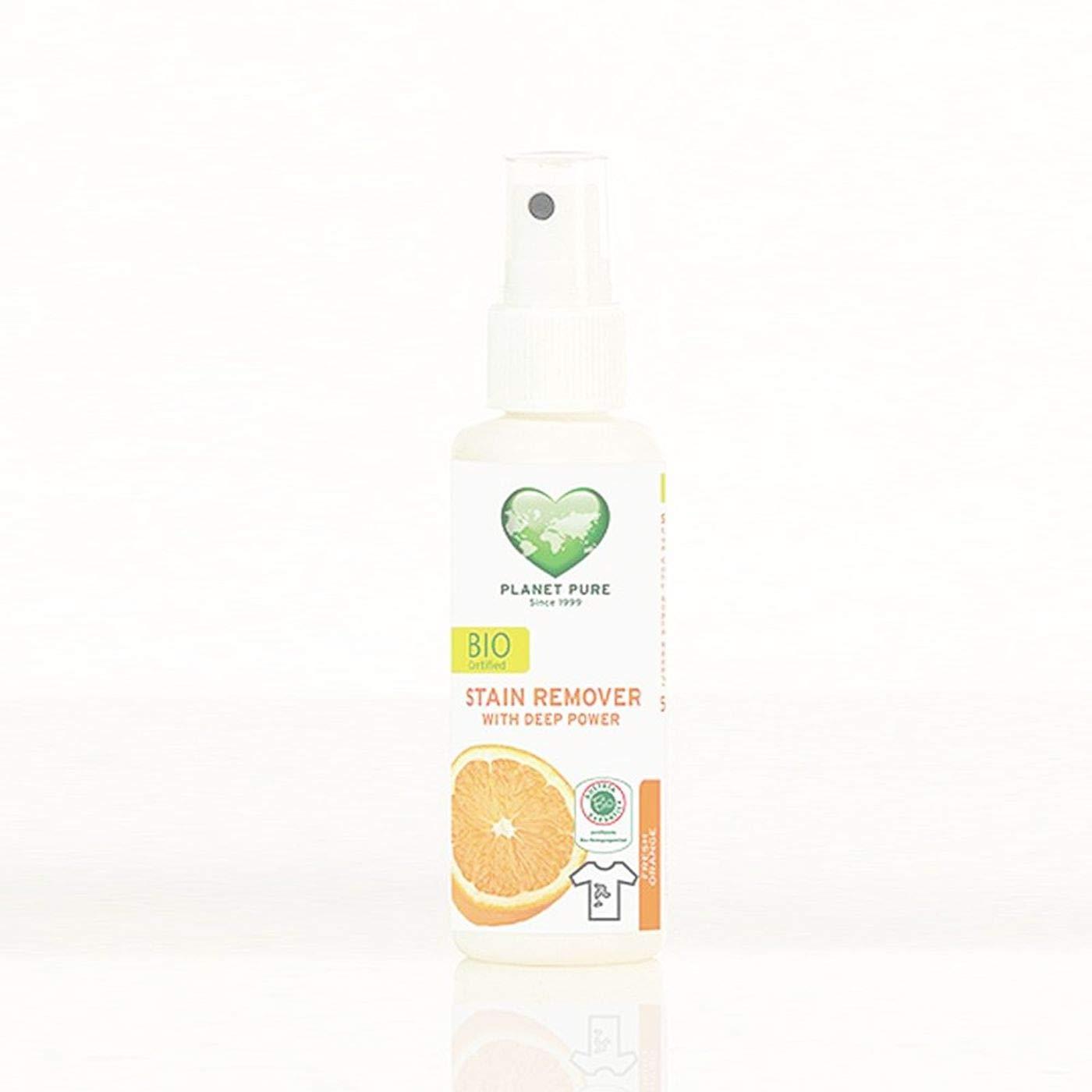 Limpiador de manchas ecológico, color naranja: Amazon.es: Salud y ...