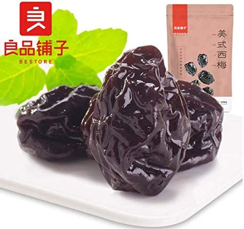 中国名物 おつまみ 大人気 Daben® 良品铺子 美式西梅 风干西梅 果脯果干 108g
