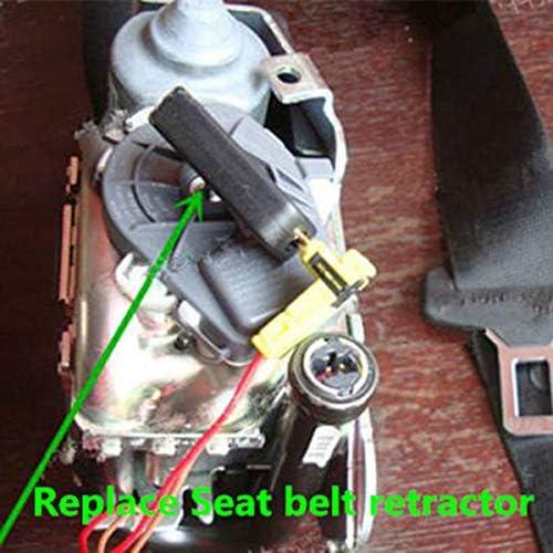 4 Unidades de Prueba de simulador de airbag SRS para Auto Resistor de Fallos Abilieauty