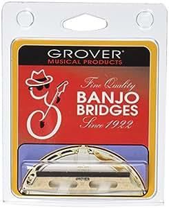 """Grover Minstrel 5 String Banjo Bridge 1/2"""""""