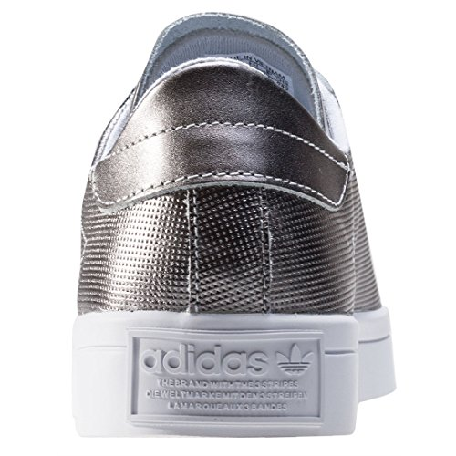 adidas Courtvantage W Night Metallic Night Metallic White Ngtmet and Ftwwht