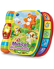 VTech Musical Rhymes Book (Frustration Free Packaging - English Version)