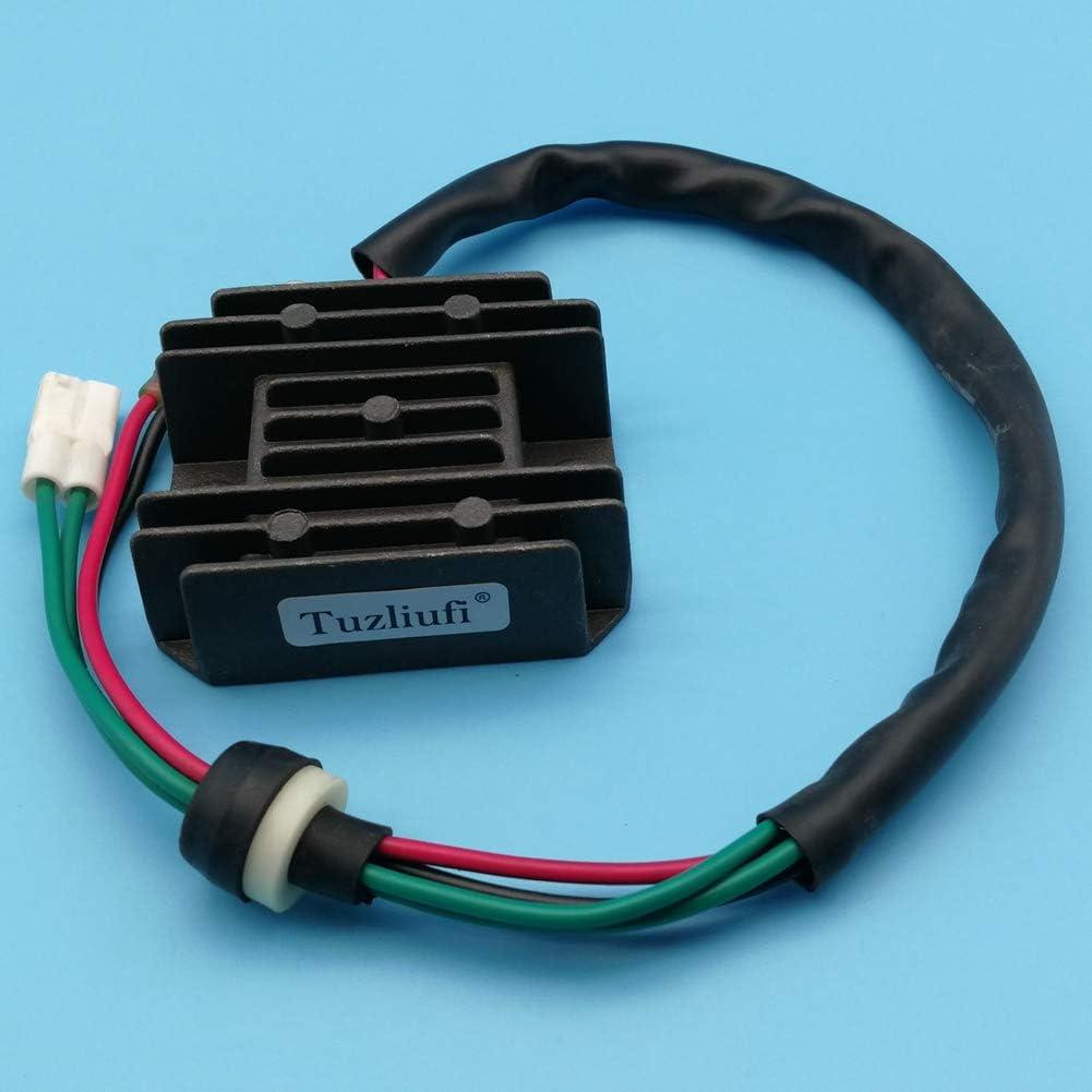 Tuzliufi Replace Voltage Regulator Rectifier Yamaha XL1200 XLT1200 GP1200 WaveRunner Wave Runner XA 1200A A LTD X Z RZ 66V-81960-00-00 1999-2005 New Z359