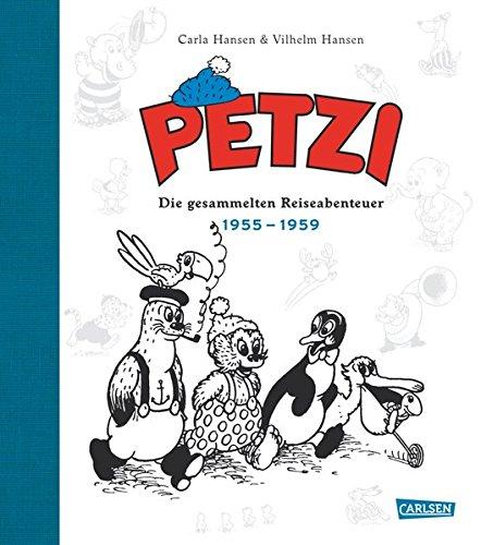 Petzi - Die gesammelten Reiseabenteuer 2: 1955 - 1959