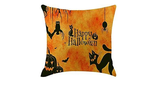 Rokoy Decoración de Halloween Feliz, Simple y Elegante para ...
