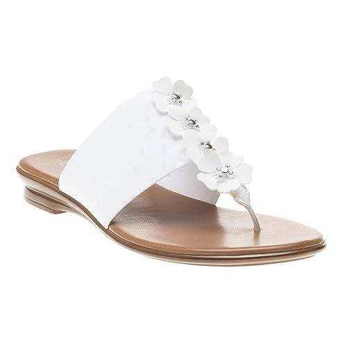 Sandalo Alicia itScarpe Donna BiancoAmazon Borse Lotus E Lqc5RA34j