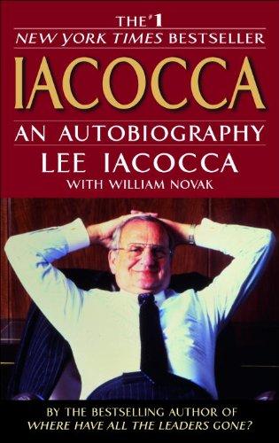 - Iacocca: An Autobiography
