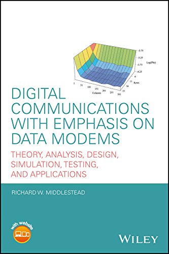 Digital Communications with Emphasis on Data Modems: Theory, Analysis, Design, Simulation, Testing, and Applications