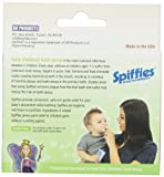 Spiffies ToothWipes, TP50 tripack, 40 Apple, 20