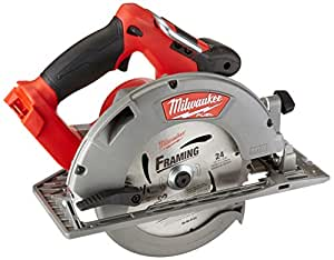 Milwaukee 2731 20 m18 fuel 7 14 circular saw bare amazon milwaukee 2731 20 m18 fuel 7 14quot circular saw bare greentooth Image collections