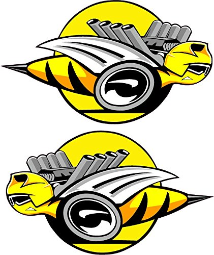 Rumble Bee Decal for sale | Only 2 left at -75%