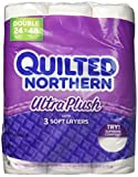 Quilted Northern Ultra Plush Toilet Tissue - Double Roll - 24 pk