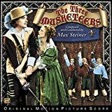 The Three Musketeers [Soundtrack] by N/A (0100-01-01)