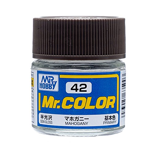 Mr. Color 42 Mahogany Semi Gloss (C42 Colour)