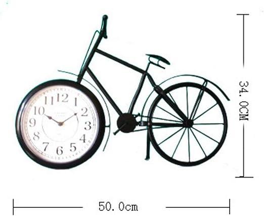 CWLLWC Reloj analógico,Reloj de chimeneaAdornos de creativos ...