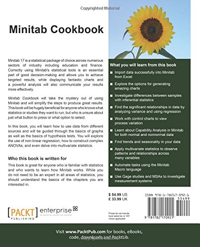Minitab Cookbook: Isaac Newton: 9781782170921: Amazon.com: Books