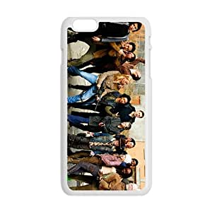 Custom Hot TV Show The Walking Dead Funny Best Protection Cover Case For iPhone 6Plus