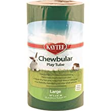 Kaytee Guinea Pig Chewbular Large Play Tube, Colors Vary