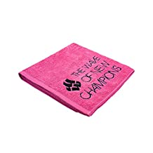 Mad Wave 'Wave' Small Towel - Pink