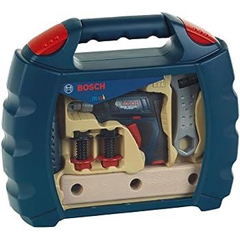 Amazon.com: Theo Klein Bosch juguete Destornillador Caso ...