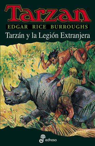 Descargar Libro Tarzán Y La Legión Extranjera Edgar Rice Burroughs