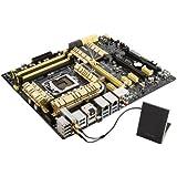 ASUS Z87-DELUXE/DUAL - motherboard - ATX - LGA1150 Socket - Z87 (90MB0FA0-M0AAY0) -