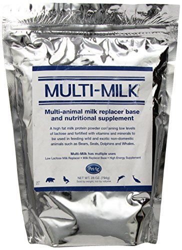 Multi-Milk Replacer, 28-Ounce (Milk Replacer 28 Oz Powder)