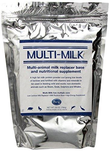 Multi-Milk Replacer, 28-Ounce (Milk Replacer 28 Oz Powder)