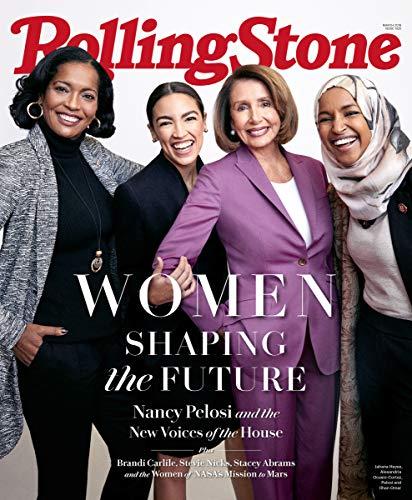 (Rolling Stone Magazine March 2019)