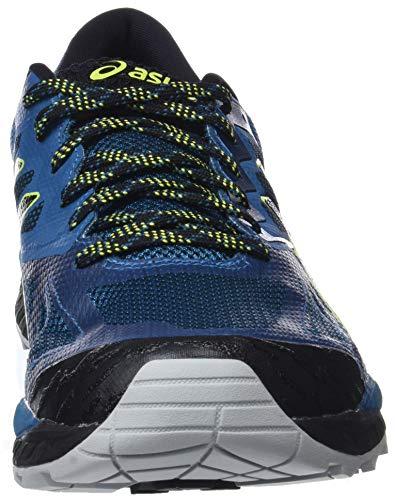 fujitrabuco Chaussures Hommes 400 tx deep G Asics Bleu 6 Gel D'entranement Black Aqua Pour RFtAqxA