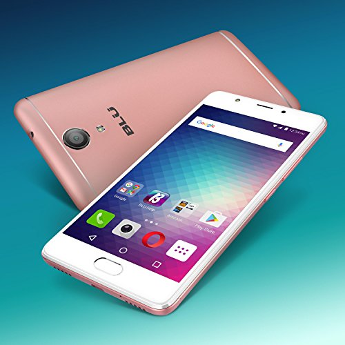 BLU LIFE ONE X2 - 4G LTE Unlocked Smartphone -64GB+4GB RAM -Rose Gold by BLU (Image #4)