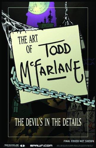 Download The Art of Todd McFarlane pdf epub