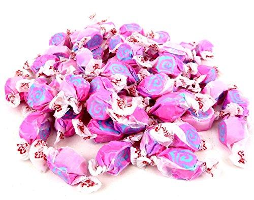 blue salt water taffy candy - 7
