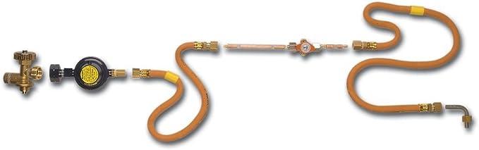 Eno enoquip Kit de conexión Gas