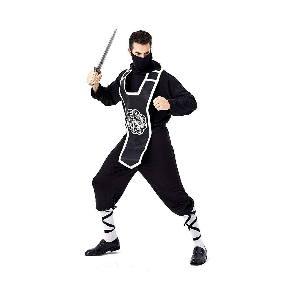 LIMIAO Japonés Ninja Bushido espía uniforme código adulto ...