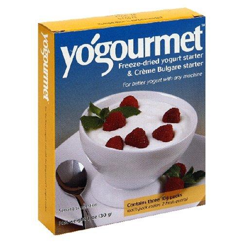 Yogourmet Freeze Dried Yogurt Starter - 1 oz