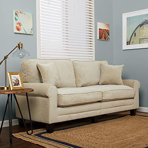 Copenhagen Sofa, Polyester/Polyester Blend, Modern, Stationa