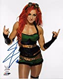 Becky Lynch Wwe Diva Signed Autograph 8x10 Photo #2 W/ Proof Wrestling Ink - Autographed Wrestling Photos