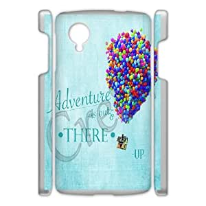 Google Nexus 5 Phone Case White Adventure Is Out There ZBC382581