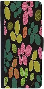 Snoogg Wallet Case Flip Case Sleeve Folio Book Cover with Credit Card Slots, Cash Pocket, Stand Holder, Magnetic Closure Black For BZ CUBOT X15