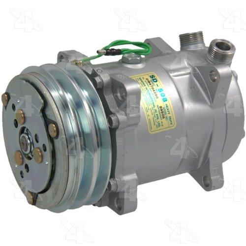Four Seasons 58587 New AC Compressor 58587FSA