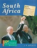 Hodder 20th Century History South Africa, J. F. Aylett, 0340658592